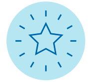 icon of bright star